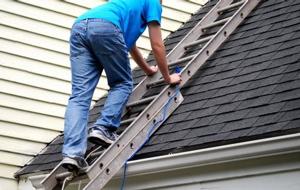 屋根の修理のイメージ